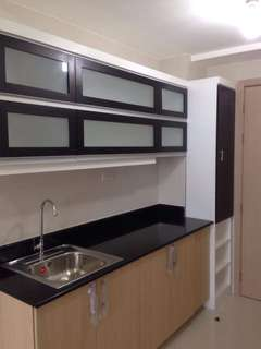 One Bedroom With Balcony Furnished Unit in Sun Residences