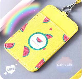 Cute Card Holder Landyard