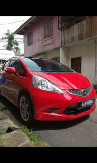 Honda Jazz Fit GE 1.5A RS paddleshift