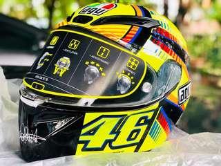 AGV Helmet Veloce S Soleluna