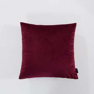 *In Stock* Maroon Velvet Cushion Cover