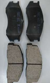 Brake Pad for Toyota KM36