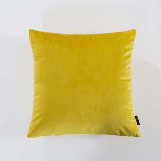 *In Stock* Mustard Velvet Cushion Cover(Only)