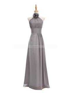🆕Dark Magenta Chiffon Bridesmaid Dress