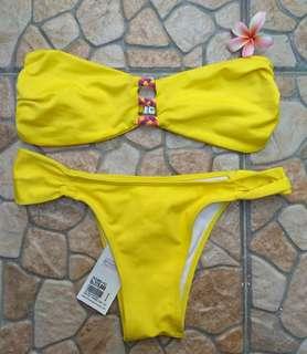 Yellow Bikini Set Air Brand