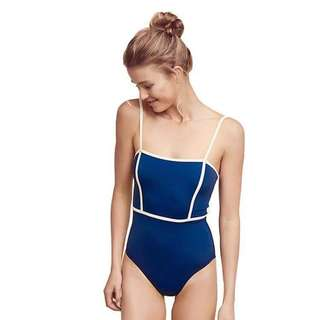 Quin Blue One Piece