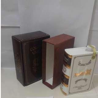 (248) 約70-80年代Dupuy VSOP Book 700ml 40% (有盒) 日本法國舊酒洋酒威士忌白蘭地干邑拿破崙whisky brandy cognac xo vsop napoleon