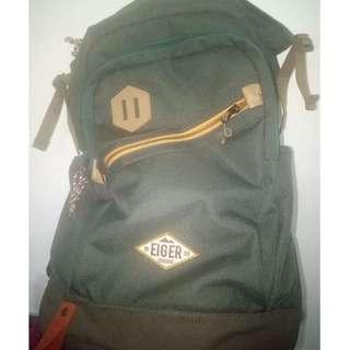Eiger 1989 Coaster Backpack 28L - Olive