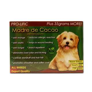 Madre De Cacao Soap Anti-galis 135grams