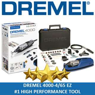 DREMEL 4000 High Performance Rotary Tool Grinder