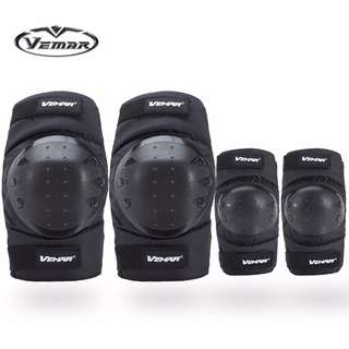 VEMAR breathable knee/elbow protection guard - Motorbike Practice