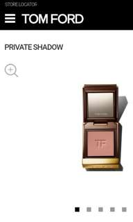 Tom Ford Private Shadow in Loveshade