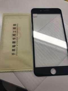 iPhone 7p / 8p 螢幕保護貼 鋼化膜 防摔 6D