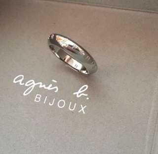 (NEW) Agnes b - Sport b Ring