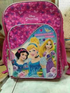 Brandnew Disney Princess Backpack