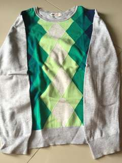 H & M long sleeve sweater