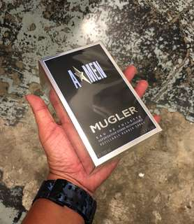 Authentic Original Mugler A⭐️Men Perfume 100ml Limited Stock First Come First Served !