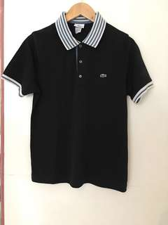 Authentic Lacoste limited edition polo