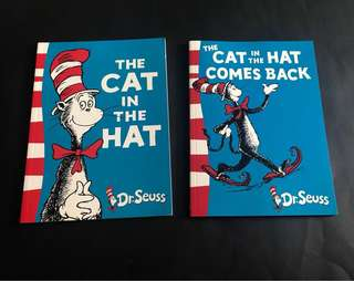 Cat in the Hat and Cat in The Hat Comes Back
