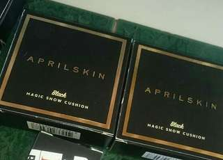 Authentic AprilSkin Cushion