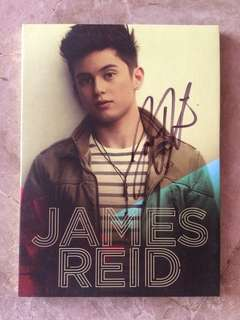 JAMES REID'S ALBUM