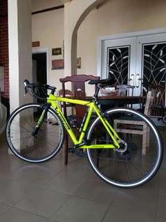 Twitter VISP V7 road bike