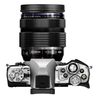 Olympus OMD EM5 Mark II + 12-40mm f2.8 Pro