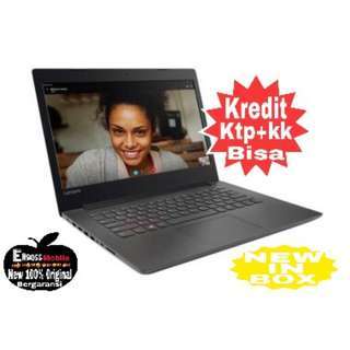 "Kredit Low Dp 800rb LENOVO IdeaPad 320-14""/4/500GB-ditoko ktp+kk wa;081905288895"
