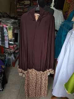 Baju muslim (gamis)