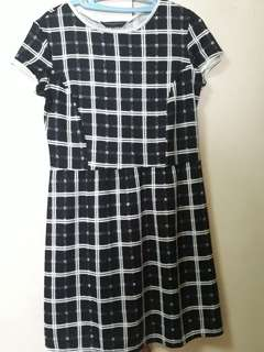 Black and White Dorothy Perkins Dress