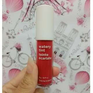 The Face Shop Lip Tint (rose garden)