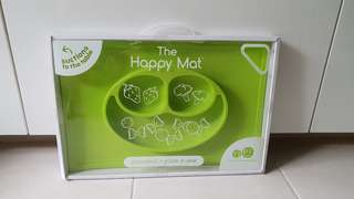 EZPZ The Happy Mat for self feed and BLW