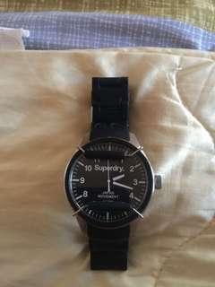#mausupreme jam tangan superdry ori
