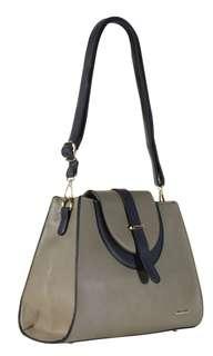 Michaela bright copper sling bag