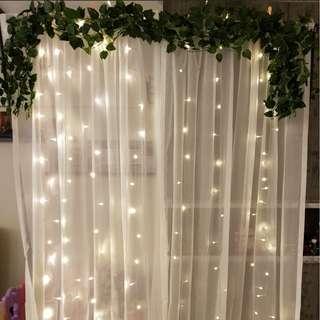 Backdrop Setup / Props Rental