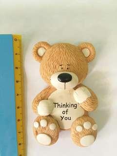Bear & Dog magnets