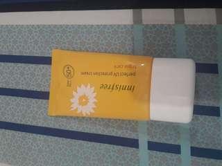 Sunscreen Innisfree