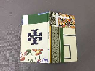 Tory Burch Notebook
