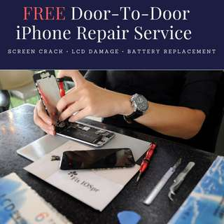 iPhone Repair At Your Doorstep, AnyTime, AnyWhere