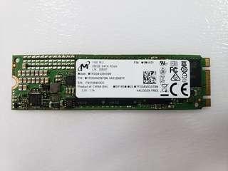 Micron ( Cruical ) M.2 SSD SATA 6Gb/s, 256GB