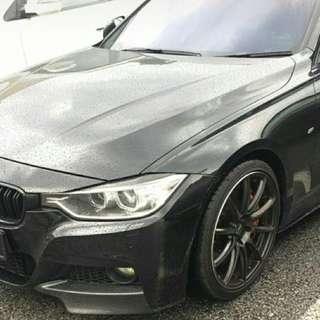 BMW F30 316i TWINTURBO FOR SAMBUNG BAYAR