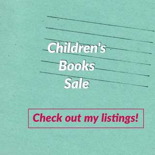 Children's Books Sale