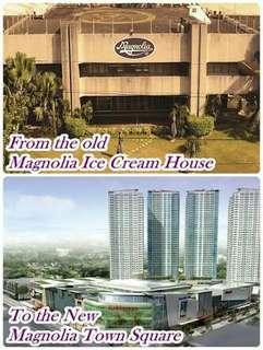 Magnolia Residences in New Manila Q.C.