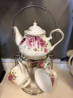 Tea Set 英式茶壺茶杯套裝