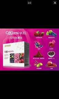 Q10 Mirikel 玫麗佳 瘦身 美白 排毒 保健飲品