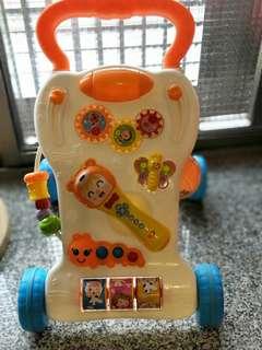 寶寶學步車(麥克風破音)