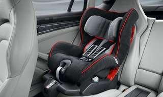 Porsche Child Seat ISOFIX G1