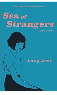 Sea of strangers (paperback) by Lang Leav