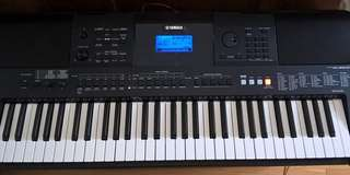 Yamaha 電子琴61鍵psr e453