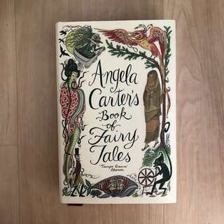 Angela Carter's Book Of Fairytales